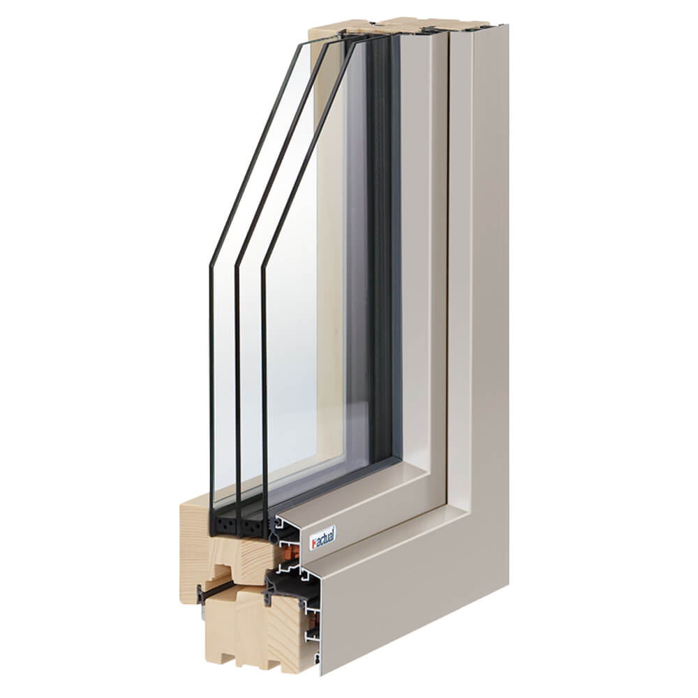 Holz-Alu Fenster | actual-berger GmbH
