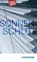 Sonnenschutz Katalog PDF